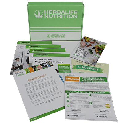 Pack Miembro Herbalife AR