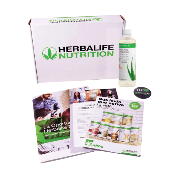 Kit de Registro Herbalife Nutrition AR