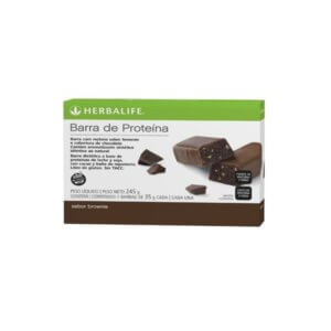 Barra de Proteina Herbalife sabor Brownie