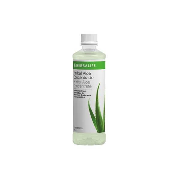 Concentrado de Aloe Vera Herbalife sabor Original