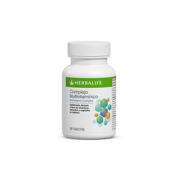 F2 Multivitamínico Herbalife