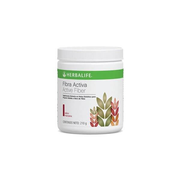 Fibra Activa Herbalife sabor Manzana