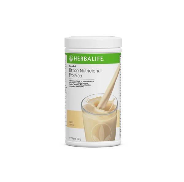 Formula 1 Batido Nutricional Proteico Herbalife sabor Vainilla