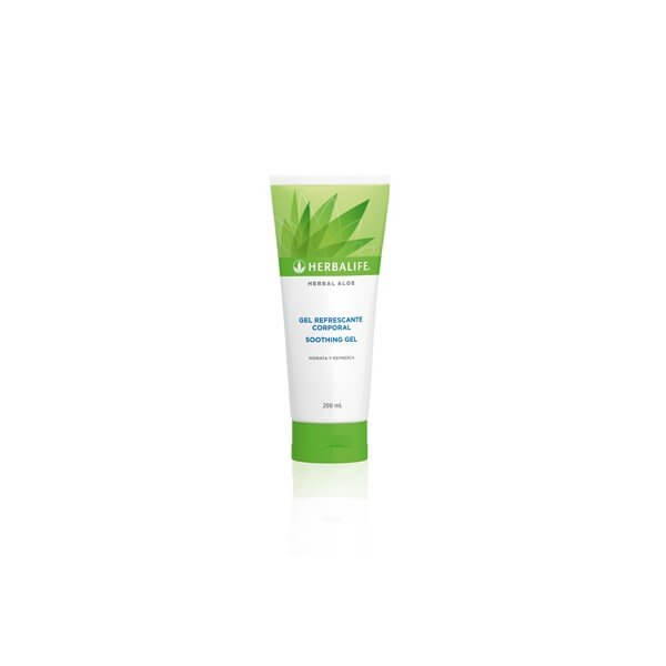 Herbal Aloe Gel Refrescante Corporal Herbalife